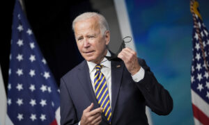 Biden Not Attending Weekly COVID-19 Calls With Governors
