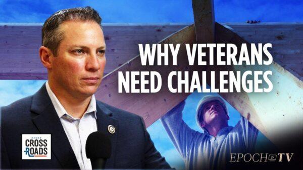 Veterans Need Challenging Work, Not Social Coddling: Jeff Barnes