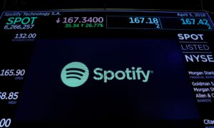 Spotify to Hire Hundreds to Drive Ad Sales in Europe, Australia, Canada