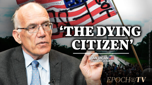 Victor Davis Hanson: The 'Era of Intimidation,' Tribalism, and Elite Contempt for the Middle Class