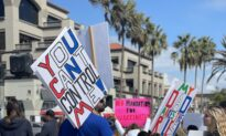 Thousands of California Parents Protest Newsom's Vaccine Mandate for Students