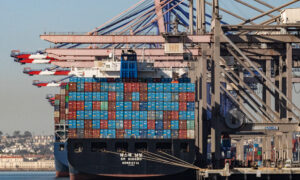 Officials Announce $5 Billion in Loans to Help LA Ports With Cargo Overload