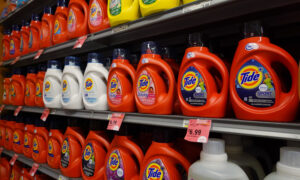 Business Chart of the Day: Is Procter & Gamble About to Rally?