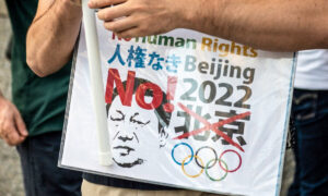Human Rights Activists Slate IOC's Stance on Upcoming Beijing Winter Olympics