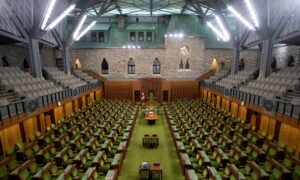 Parliament Requires MPs to Be Vaccinated to Enter House of Commons