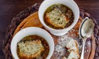 Carabaccia (Florentine Onion Soup)