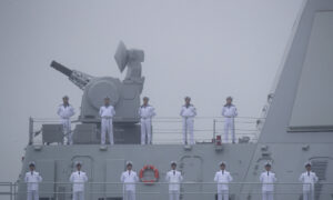 New Index Highlights China's Expanding Military Capabilities, US Decline