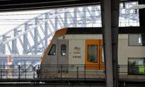 Sydney Rail Workers Strike as People Return to Work and School