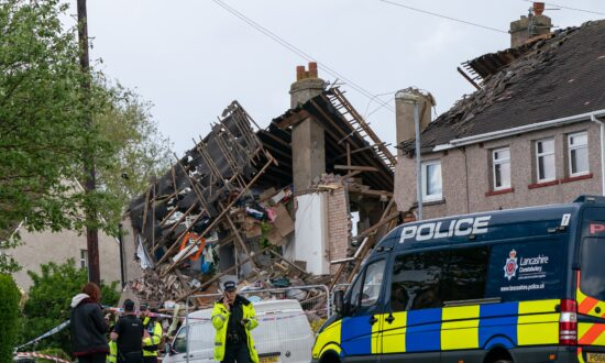 4 Arrested Over Lancashire House Explosion in Which Young Child Died
