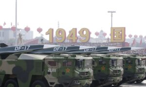 Back to the Future, the Chinese Lead the Re-birth of Hypersonic Missiles