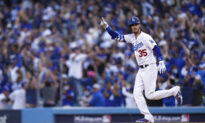 Dodgers Rally Late to Beat the Braves, Trail 2–1 in NLCS