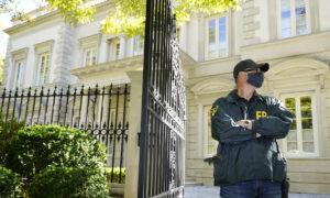 FBI at Properties Tied to Russian Oleg Deripaska for 'Law Enforcement' Actions