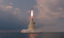 North Korea Confirms Ballistic Missile Launch From Submarine: State Media