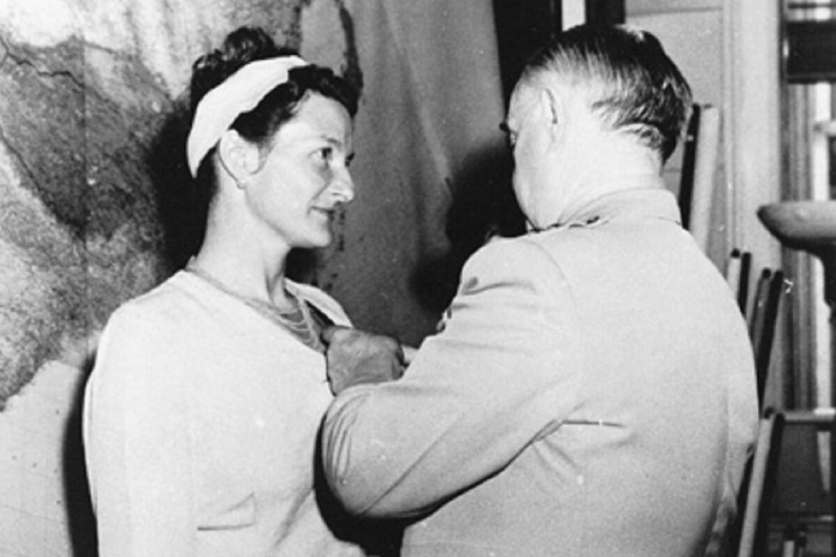 The Untold Story of the American Spy Who Helped Win World War II'