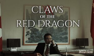Film Review 'Claws of the Red Dragon'