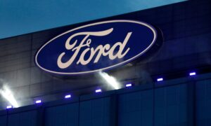 Business Chart of the Day: If the Ford Rally Over?