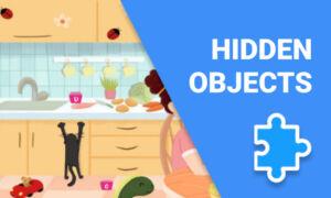 Hidden Objects: Breakfast Table