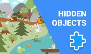 Hidden Objects: Camping Trip