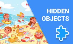 Hidden Objects: The Beach
