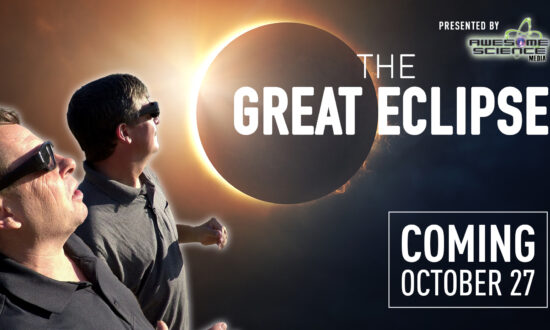 The Great Eclipse (The Creation Guys Series)–Coming Oct. 27