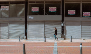 Colombians Blame CCP Virus Lockdowns for Surge in Crime and Poverty