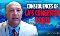 EpochTV Review: LA's Congested Ports