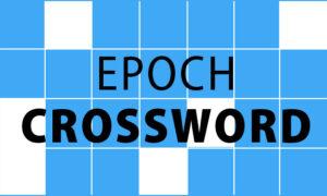 Monday, October 25, 2021: Epoch Crossword