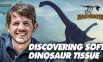 Dino Hunter (Episode 1): Discovering Dinosaur Soft Tissue