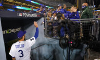 Dodgers Overwhelm Braves 11-2 With Taylor's Historic 3 Homers Staving Off Elimination