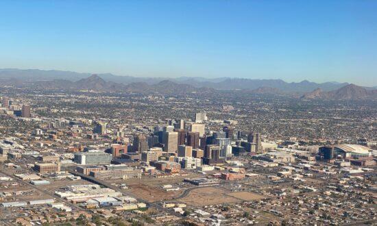 Arizona Growing Like 1980s Southern California