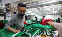 High Demand for 'Squid Game' Tracksuits Cheers S.Korea's Struggling Garment Sector