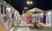 Largest Tiny Home Village in the US Opens in Los Angeles to House the Homeless