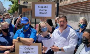 Language War Inflames South Africa Elections