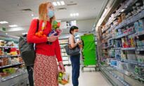UK Retail Sales Fall for 5th Consecutive Month