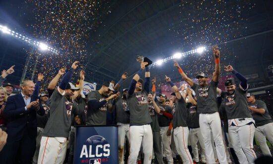 Astros Return to World Series, Shutting Out the Red Sox