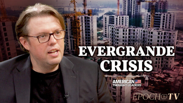 Christopher Balding: Inside China's Evergrande Crisis, the Buildup Against Taiwan, and the Inner Workings of China's Financial System