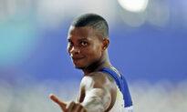 Olympic Sprinter Alex Quiñónez Fatally Shot in Ecuador