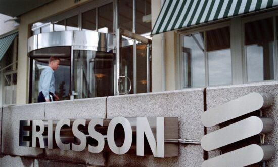 Ericsson Shares Fall Following Violation of DOJ Agreement