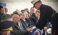 A Wyoming Farewell for Marine Killed in Afghanistan Bombing