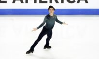 Chen's Skate America Reign Ends as Zhou Earns Gold