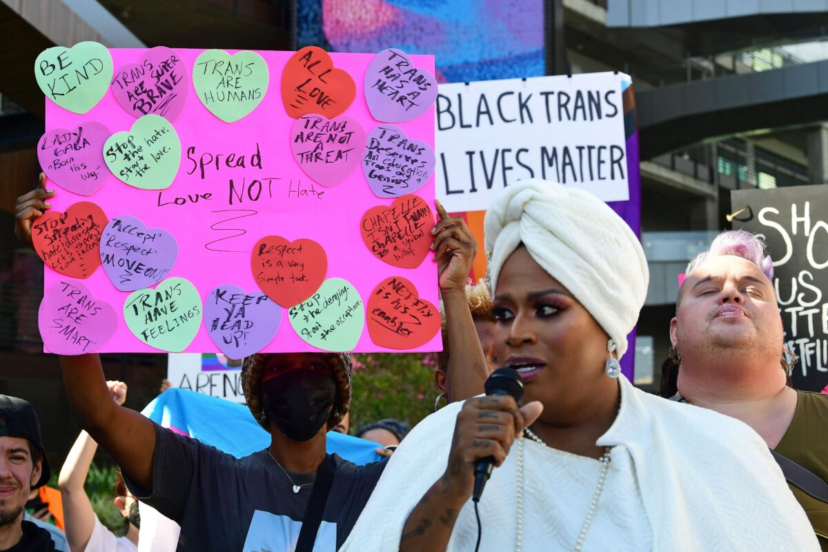 The Trans Movement and the Dictator Lurking Within Us