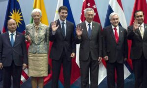 Trudeau Uses Pandemic Plagued Supply Chains in Free Trade Pitch to ASEAN