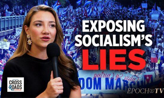 Morgan Zegers: Exposing the Lies that Justify Socialism