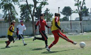 Media's Neglect of Afghan Women's Soccer Team Story an Example of Velvet Talibanism