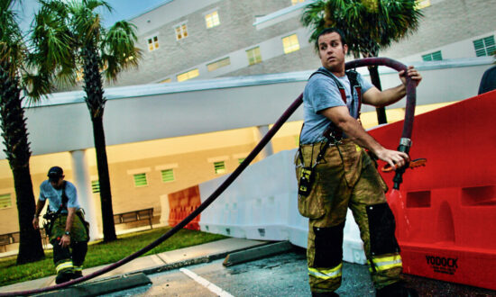 Firefighters Say Florida County's Vaccine Mandate Causing Rifts Among First Responders That Compromise Public Safety