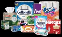 Diaper, Tissue and Toilet Paper Prices Likely to Rise as Kimberly-Clark Warns of Inflation Pressures