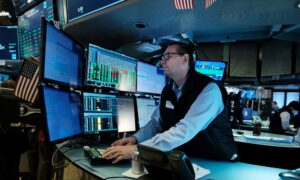 Futures Edge Higher as Big Tech Earnings Take Centre Stage