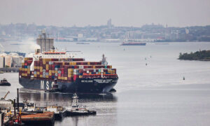 Shipping Problems to Persist Through 2022 Amid Supply Chain Crisis: Economists