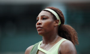 Signed Serena Rookie Card Sold for Record Price at Auction