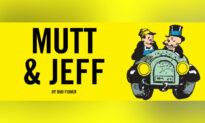 Mutt and Jeff: Epoch Comics